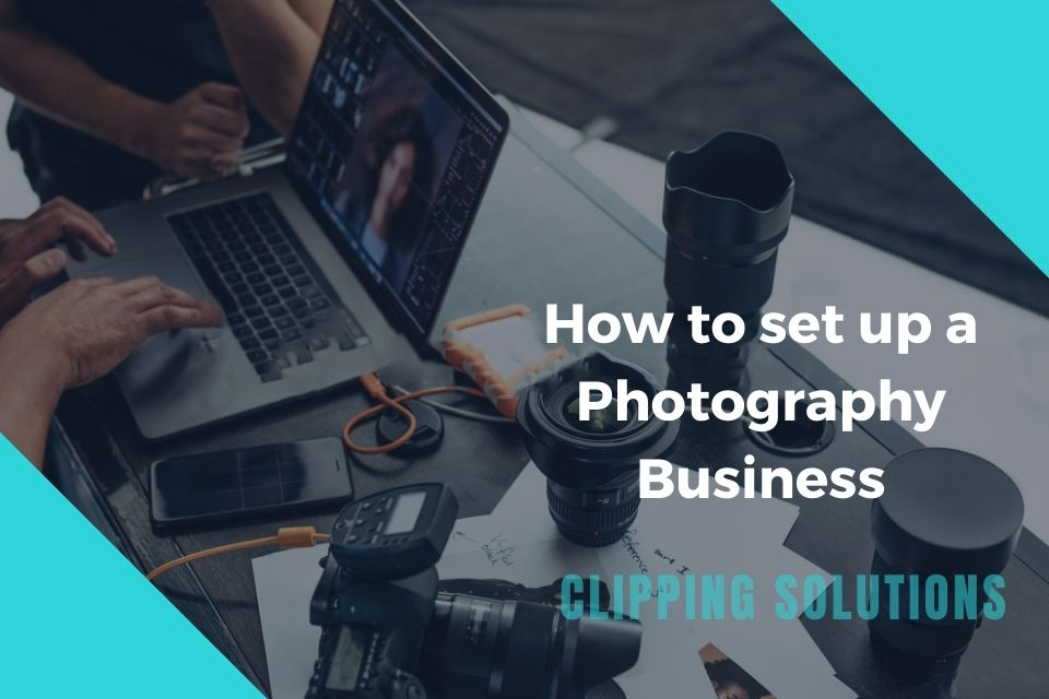 How to set up a Photography Business